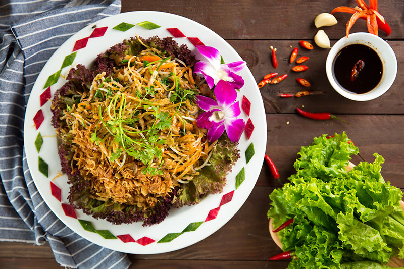 Ẩm thực Việt không những ngon mà còn muốn bạn no nổ bụng !